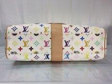 Photo2: Auth Louis Vuitton Eye Love You Sac Retro GM Hand Bag A Rank 8B120010r (2)
