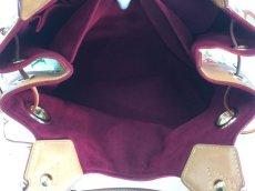 Photo5: Auth Louis Vuitton Eye Love You Sac Retro GM Hand Bag A Rank 8B120010r (5)