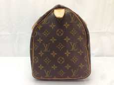 Photo3: Auth LOUIS VUITTON Monogram Speedy 30 Hand Bag  8D180040t (3)