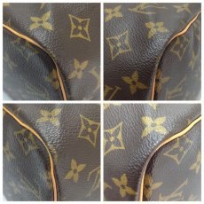 Photo6: Auth LOUIS VUITTON Monogram Speedy 30 Hand Bag  8D180040t (6)