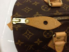 Photo8: Auth LOUIS VUITTON Monogram Speedy 30 Hand Bag  8D180040t (8)