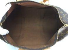 Photo8: Auth Louis Vuitton Monogram Keepall 45 Travel Bag 8E120620n (8)