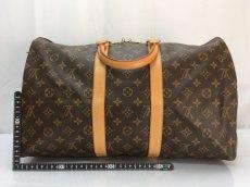 Photo2: Auth Louis Vuitton Monogram Keepall 45 Travel Bag 8E120620n (2)