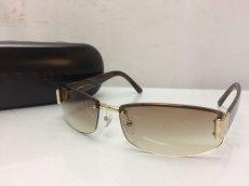 Photo2: Auth Gucci Sunglasses Brown 8J170760m (2)