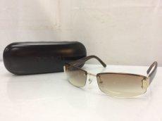 Photo1: Auth Gucci Sunglasses Brown 8J170760m (1)