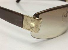 Photo7: Auth Gucci Sunglasses Brown 8J170760m (7)
