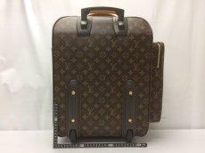 Photo2: Auth Louis Vuitton Monogram Trolley 45 Bosphore Travel Carry bag 8J220190n (2)