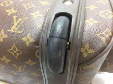 Photo8: Auth Louis Vuitton Monogram Trolley 45 Bosphore Travel Carry bag 8J220190n (8)