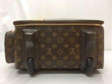 Photo3: Auth Louis Vuitton Monogram Trolley 45 Bosphore Travel Carry bag 8J220190n (3)