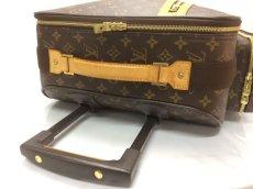 Photo5: Auth Louis Vuitton Monogram Trolley 45 Bosphore Travel Carry bag 8J220190n (5)