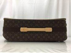 Photo3: LOUIS VUITTON Monogram Pegase 55 Travel Carry Bag 9D220210F (3)