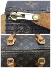 Photo5: Auth Louis Vuitton Monogram Speedy 35 Hand Bag 9G220040g (5)