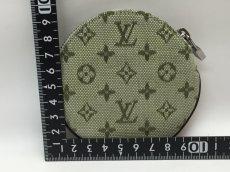 Photo2: Auth Louis Vuitton Monogram Mini Comte Du Fees Coin Case 9G230180n (2)