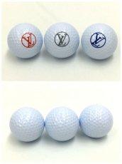 Photo11: Auth Louis Vuitton Monogram Golf Ball Tea Set Andrews GI0344 UNUSED 9H070120n (11)