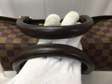 Photo6: Auth LOUIS VUITTON Damier Norita GM Travel Hand Bag 9E220060m (6)