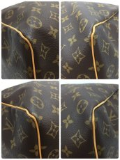 Photo5: Auth Louis Vuitton  Monogram Keepall 50 Travel  Hand Bag 9i170010g (5)