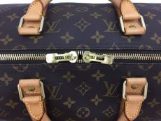 Photo7: Auth Louis Vuitton  Monogram Keepall 50 Travel  Hand Bag 9i170010g (7)