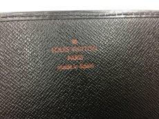 Photo7: Auth Louis Vuitton Epi Black Bifold Long Wallet made in Spain A rank 9L270150n (7)