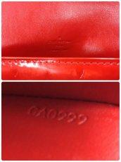 Photo10: Auth LOUIS VUITTON Vernis Red Thompson Street Shoulder bag  9L270130n (10)