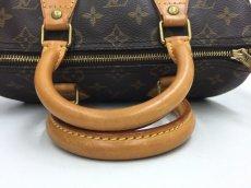 Photo6: Auth Louis Vuitton Monogram Speedy 25 Hand bag Vintage 0A090130n (6)