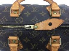 Photo7: Auth Louis Vuitton Monogram Speedy 25 Hand bag Vintage 0A090130n (7)