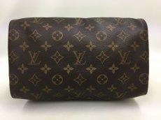 Photo4: Auth Louis Vuitton Monogram Speedy 25 Hand bag Vintage 0A090130n (4)