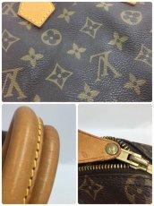 Photo11: Auth Louis Vuitton Monogram Speedy 25 Hand bag Vintage 0A090130n (11)