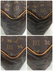 Photo5: Auth Louis Vuitton Monogram Speedy 25 Hand bag Vintage 0A090130n (5)