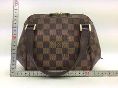 Photo2: Auth Louis Vuitton Damier Ebene Belem PM N51173 Hand bag 0B270190n (2)