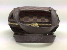 Photo6: Auth Louis Vuitton Damier Ebene Belem PM N51173 Hand bag 0B270190n (6)