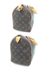 "Photo8: Auth Louis Vuitton Monogram Speedy 25 Hand Bag Vintage 0D020030n"" (8)"