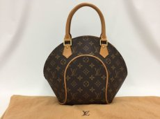 "Photo1: Auth Louis Vuitton Monogram Ellipse PM M51127 Hand Bag Vintage 0D010060n"" (1)"