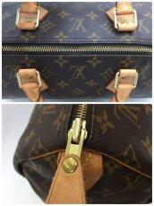 "Photo11: Auth Louis Vuitton Monogram Speedy 40 Hand Bag Vintage 0D020110n"" (11)"