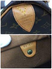 "Photo12: Auth Louis Vuitton Monogram Speedy 35 Hand Bag Vintage 0D020160n"" (12)"
