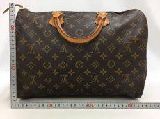"Photo2: Auth Louis Vuitton Monogram Speedy 35 Hand Bag Vintage 0D020160n"" (2)"