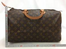"Photo2: Auth Louis Vuitton Monogram Speedy 35 Hand Bag Vintage 0C220100n"" (2)"