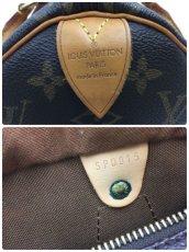 "Photo11: Auth Louis Vuitton Monogram Speedy 25 Hand Bag Vintage 0D020030n"" (11)"