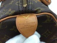 "Photo5: Auth Louis Vuitton Monogram Speedy 35 Hand Bag Vintage 0C220100n"" (5)"