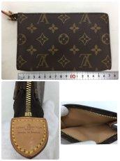 "Photo11: Auth Louis Vuitton Monogram Bucket PM Shoulder bag with pouch 0C220220n"" (11)"