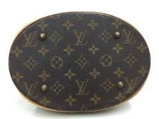 "Photo3: Auth Louis Vuitton Monogram Bucket PM Shoulder bag with pouch 0C220220n"" (3)"
