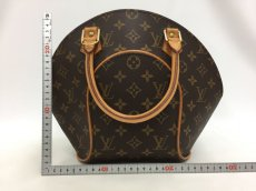 "Photo2: Auth Louis Vuitton Monogram Ellipse PM M51127 Hand Bag Vintage 0D010060n"" (2)"