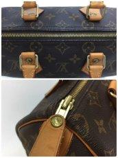 "Photo10: Auth Louis Vuitton Monogram Speedy 25 Hand Bag Vintage 0D020030n"" (10)"