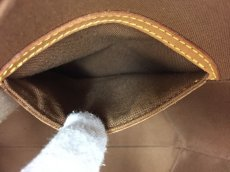 "Photo7: Auth Louis Vuitton Monogram Ellipse PM M51127 Hand Bag Vintage 0D010060n"" (7)"