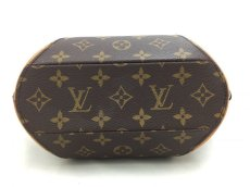 "Photo3: Auth Louis Vuitton Monogram Ellipse PM M51127 Hand Bag Vintage 0D010060n"" (3)"