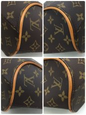 "Photo9: Auth Louis Vuitton Monogram Ellipse PM M51127 Hand Bag Vintage 0D010060n"" (9)"