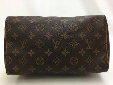 "Photo3: Auth Louis Vuitton Monogram Speedy 25 Hand Bag Vintage 0D020030n"" (3)"