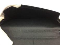 "Photo6: Auth Louis Vuitton Taiga Black Leather Zippy Long Wallet UNUSED  0D280120n"" (6)"