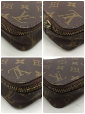 "Photo11: Auth Louis Vuitton Monogram Monte Carlo Jewelry Case box vintage  0E120110n"" (11)"