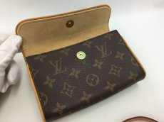 "Photo5: Auth Louis Vuitton Monogram Pochette Florentine Bum Bag M51855  0E120100n"" (5)"