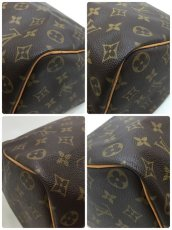 "Photo9: Auth Louis Vuitton Monogram Speedy 35 Hand Bag Vintage 0F170060n"" (9)"